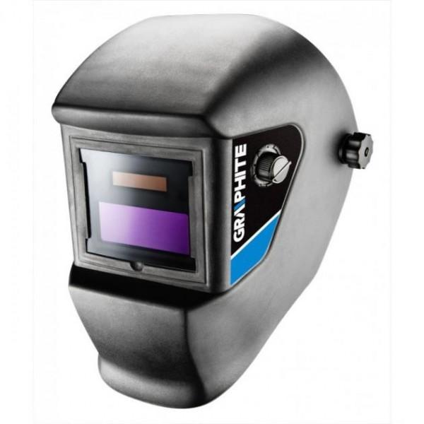 Αυτόματη ηλεκτρονική μάσκα GRAPHITE 56H820